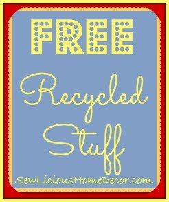 free recycled stuff