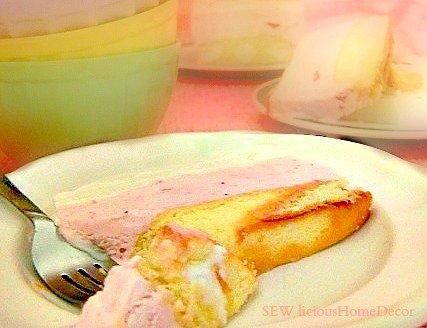 twinkie ice cream cake