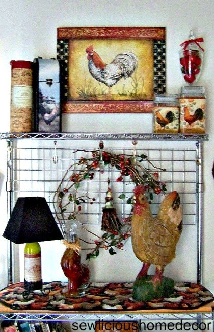Rooster Kitchen Decor Canada