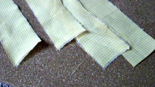 flower tut strips