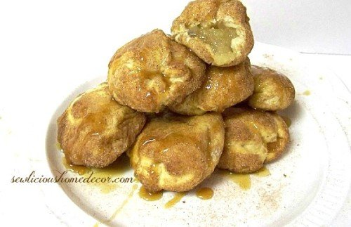 Apple Pie Poppers 2