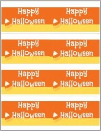 New halloween gift tags free printables candy corn halloween gift tags negle Choice Image