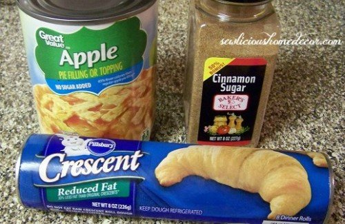 apple pie mix