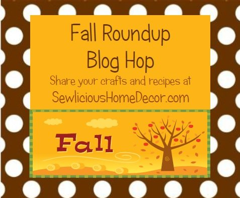 Fall Roundup Blog Hop 2013