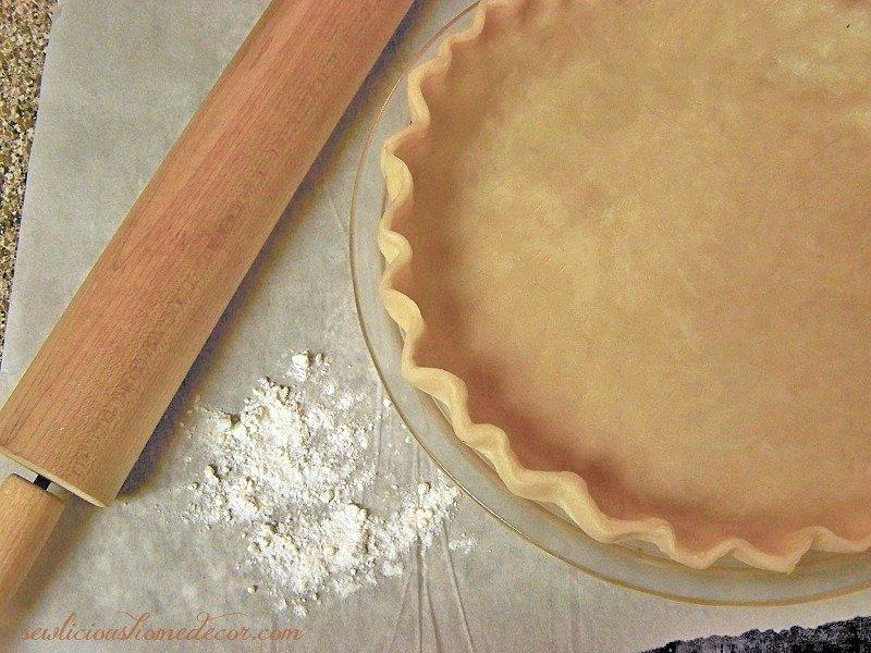 Best Pie Crust Recipe-sewlicioushomedecor.com