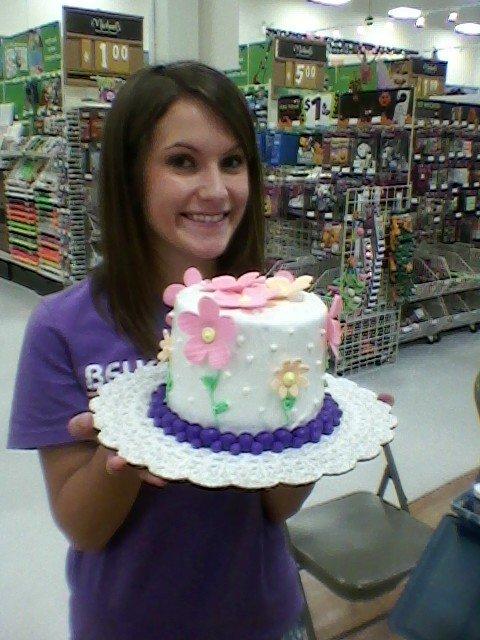 Final cake 9.3.2010