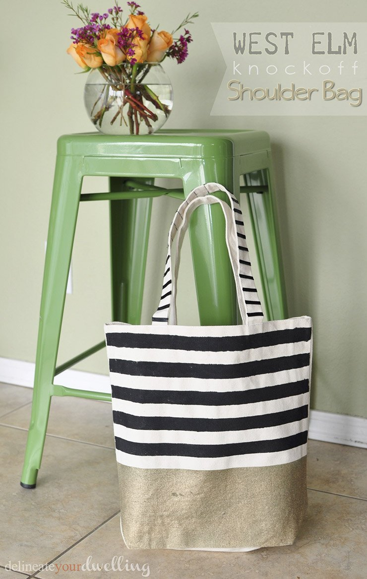 1 west elm bag