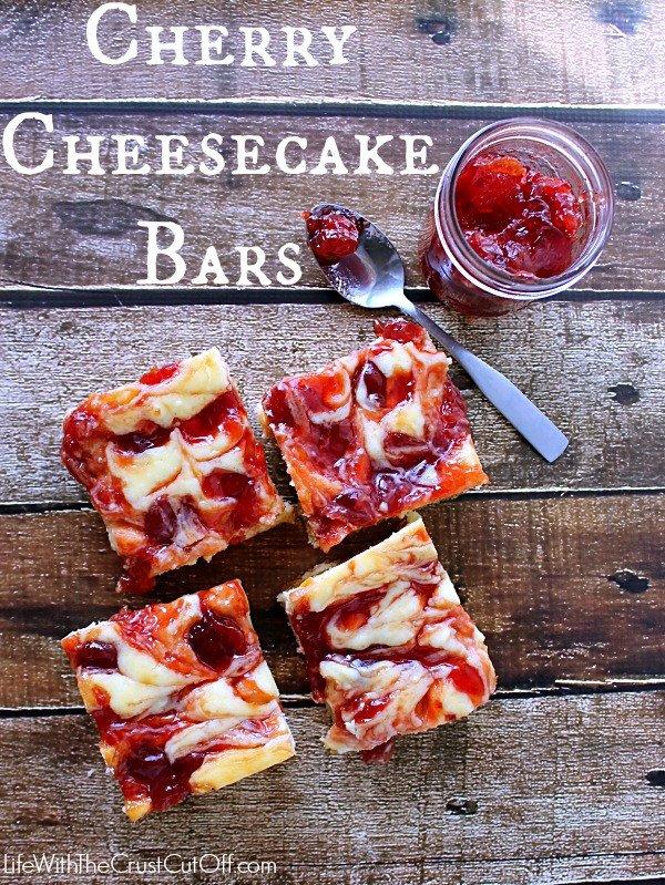 Cherry-Cheesecake-Bars