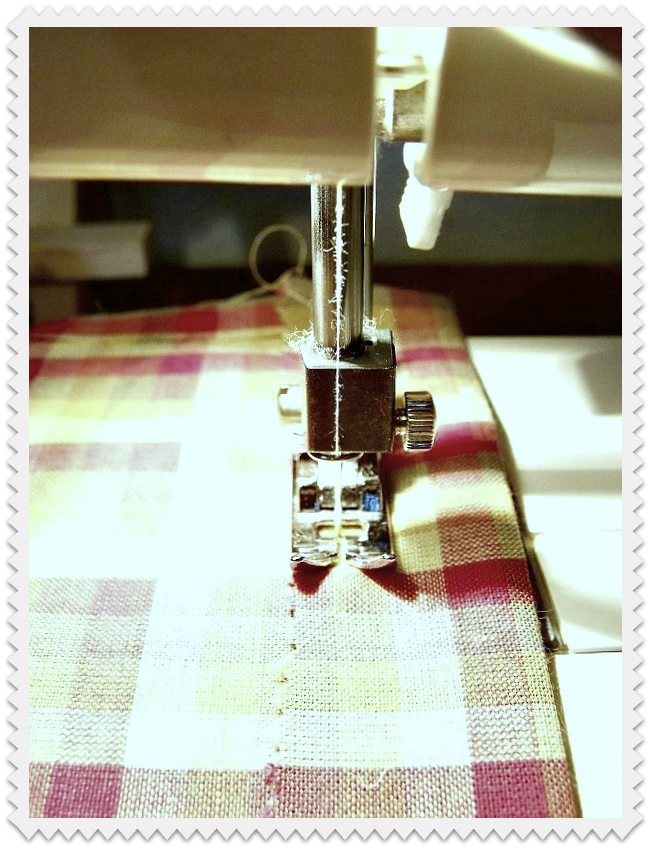 DIY sewing