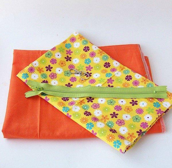 zipper pouch supplies
