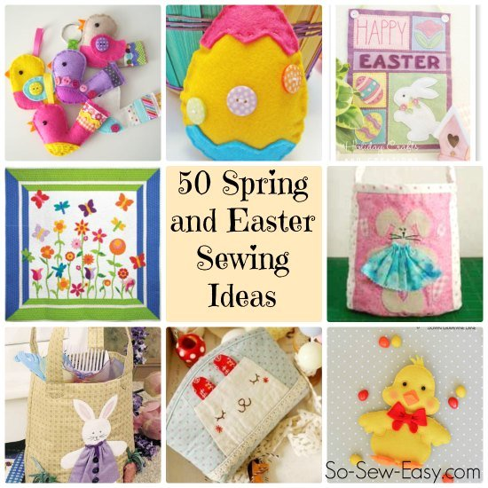 Spring-and-Easter-Sewing-ideas
