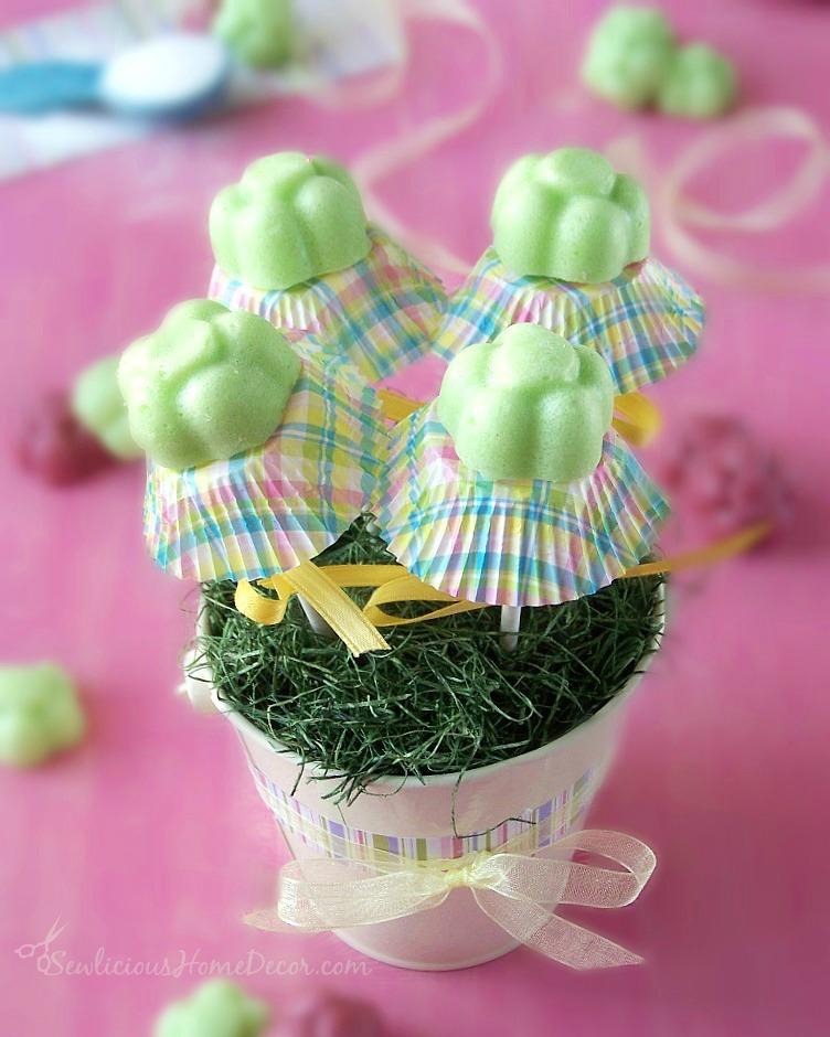 Mothers Day Coconut Oil Sugar Soap Scrub Bars at sewlicioushomedecor.com