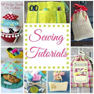 Sewing Tutorials at SewliciousHomeDecor.com