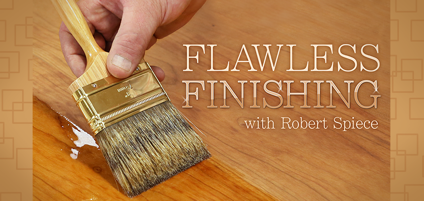 Painting Wood: Flawless Finishing. FREE Video Lesson! sewlicioushomedecor.com