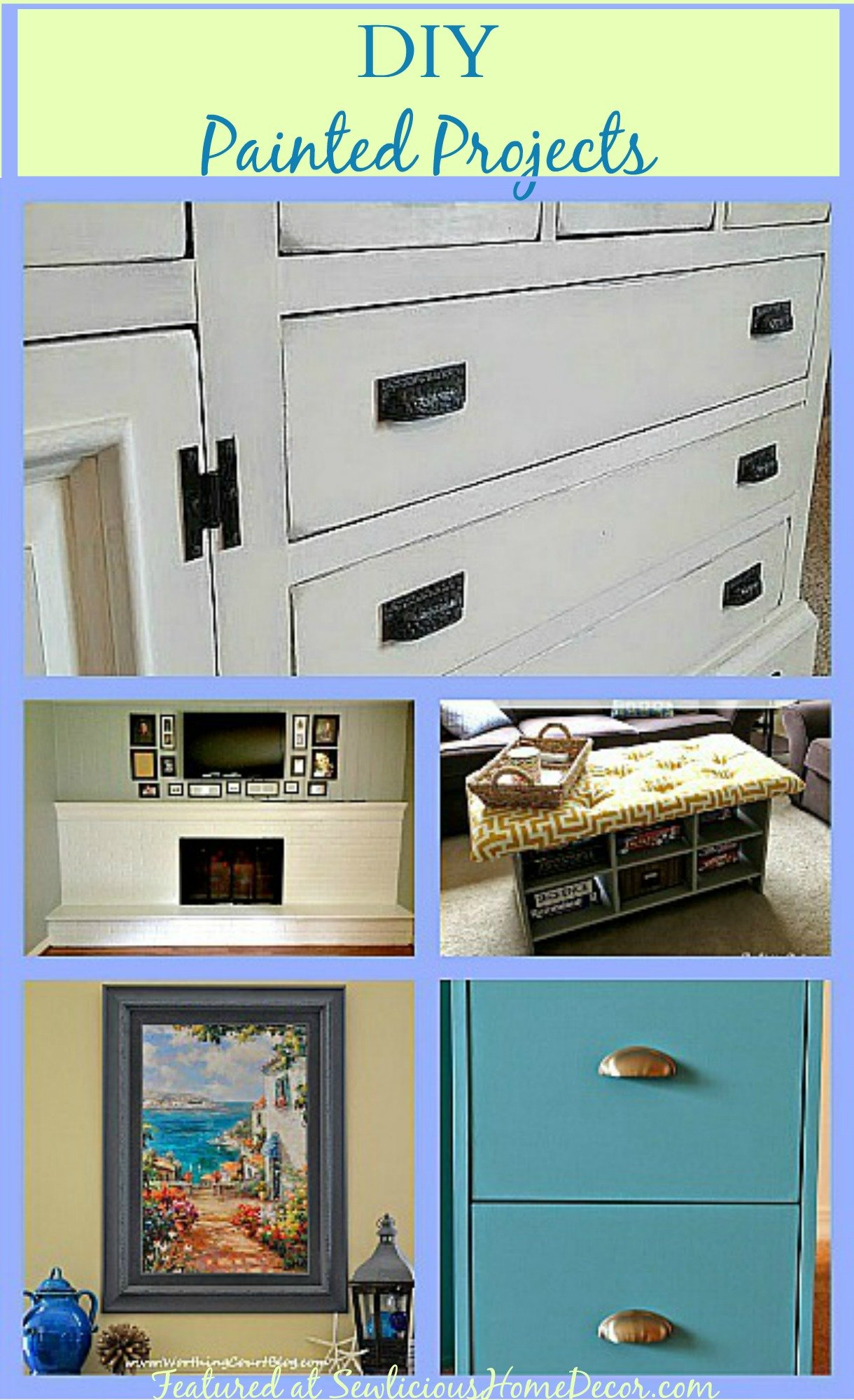 DIY Painted Project