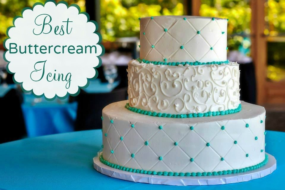 Recipe for cake decorating icing free