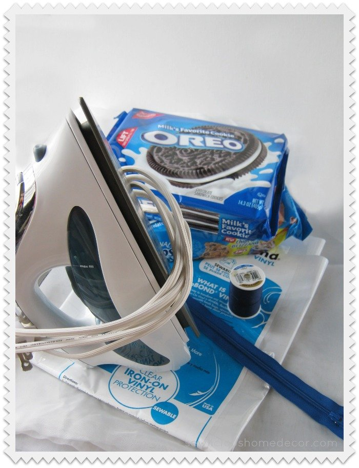 Oreo Bag Supplies