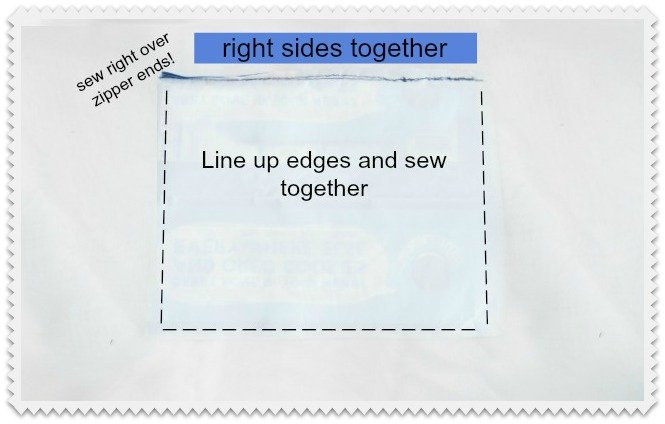 sew-up-around edges