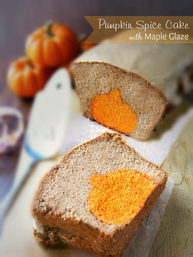 Glaze recipe for pumpkin spice cake