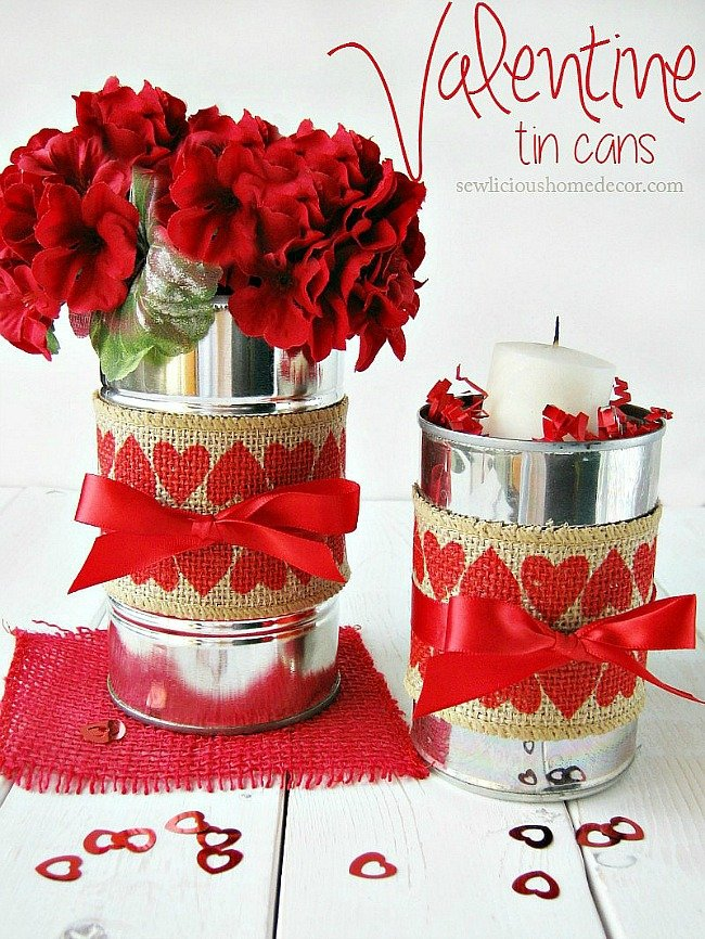 Red Valentine-Tin-Cans-with-Burlap-Perfect-gift-ideas-sewlicioushomedecor