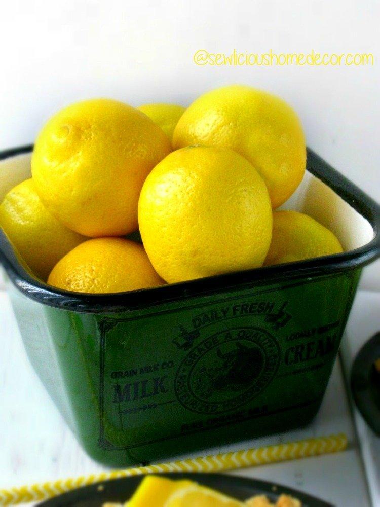 A Bowl Full of Lemons sewlicioushomedecor.com