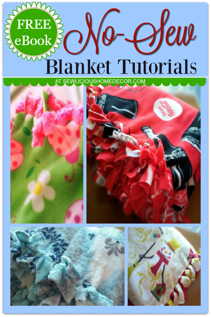 Easy No Sew Tutorials with a FREE eBook at sewlicioushomedecor.com.jpg