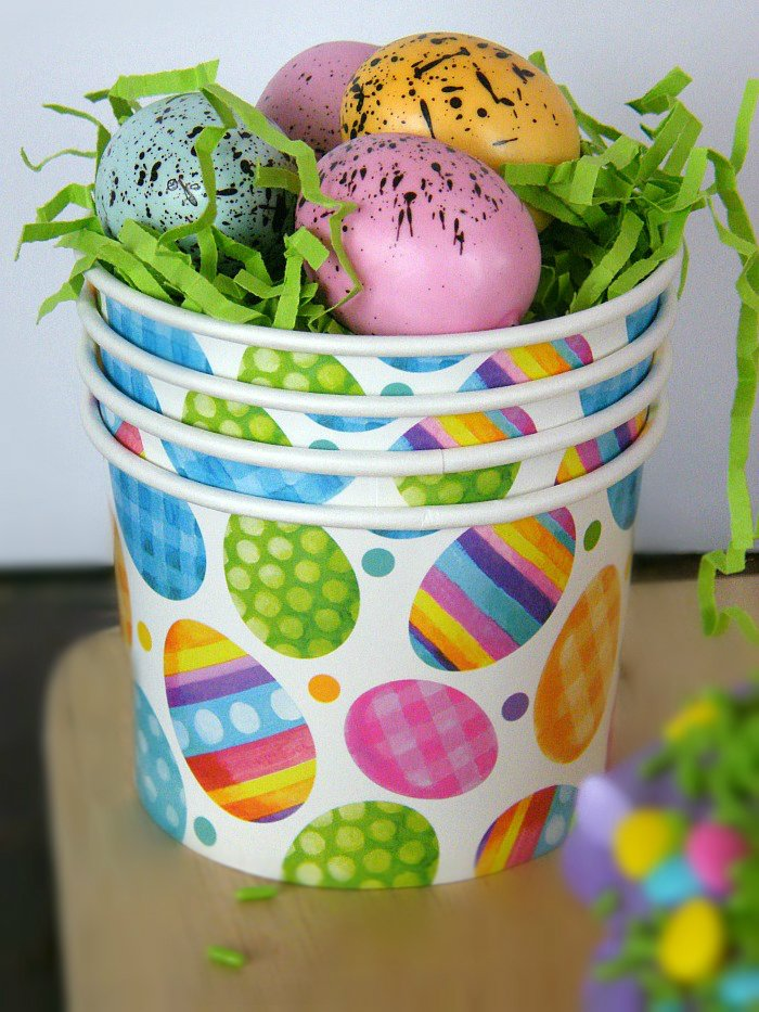 Easter Eggs Decoration sewlicioushomedecor.com