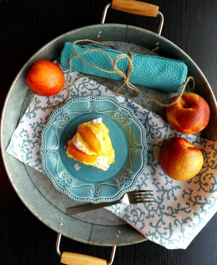 Best Peach Pound Cake sewlicioushomedecor.com