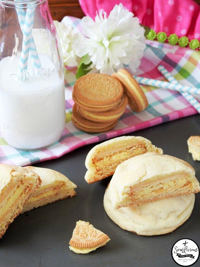 stuffed-lemon-oreos-made-with-homemade-lemon-cookie-dough-sewlicioushomedecor-com
