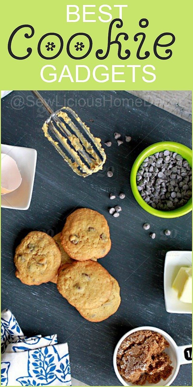 Best Cookie Gadgets at sewlicioushomedecor.com