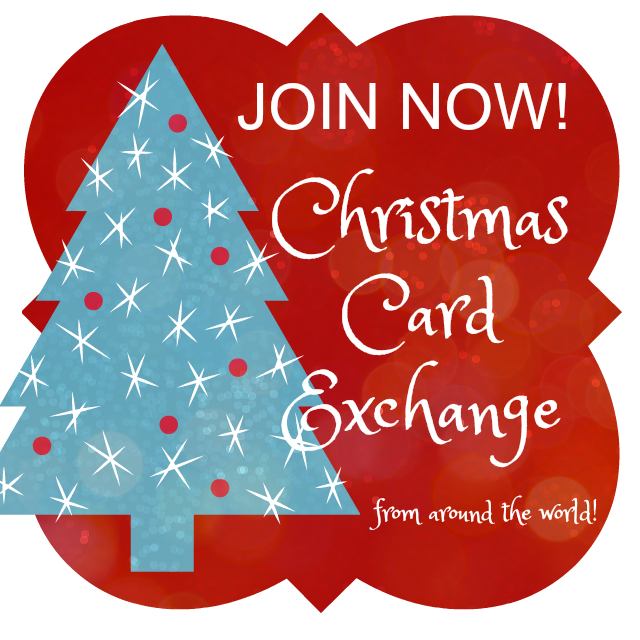 Christmas Card Exchange at sewlicioushomedecor.com