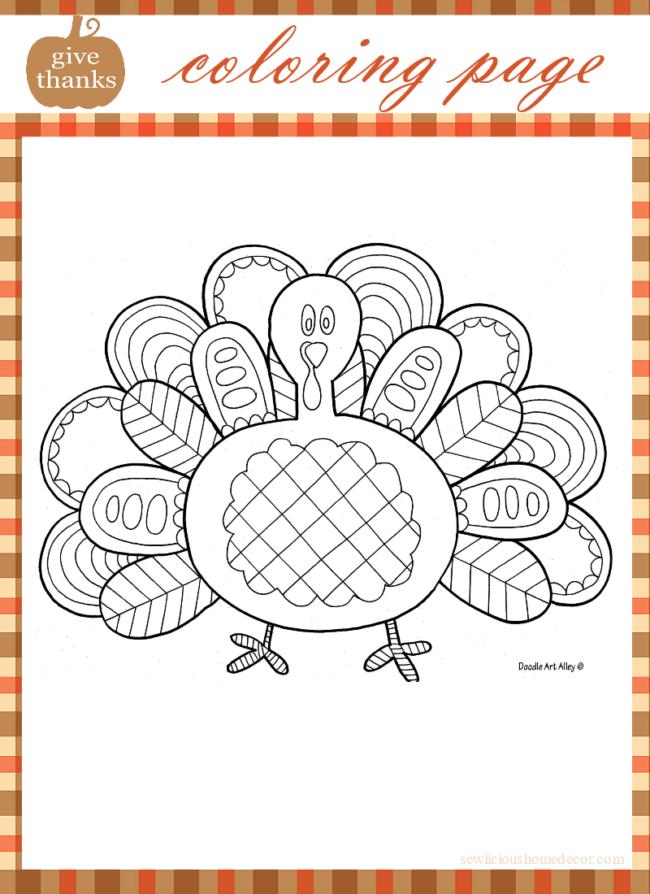 free thanksgiving printables sewlicioushomedecor.com