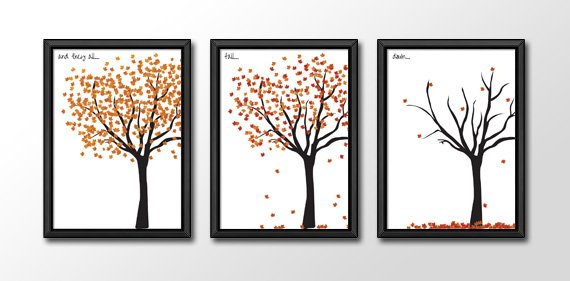 picture about Printable Fall Decorations named No cost Drop Printables - SewLicious Household Decor