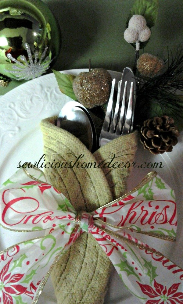Potholder Tablesetting sewlicioushomedecor.com