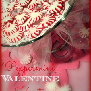 Peppermint Candy Hearts
