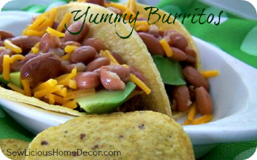bean meat burritos.titlepng