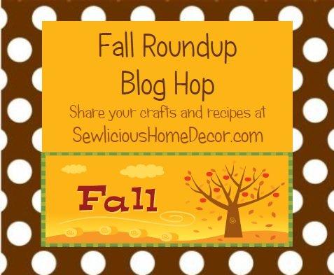 Fall Roundup Blog Hop 2013