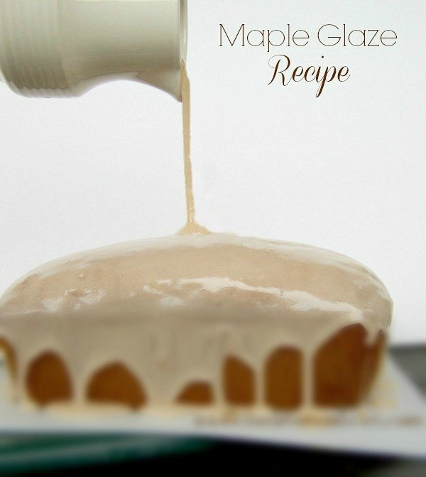 Maple Glaze at sewlicioushomedecor.com