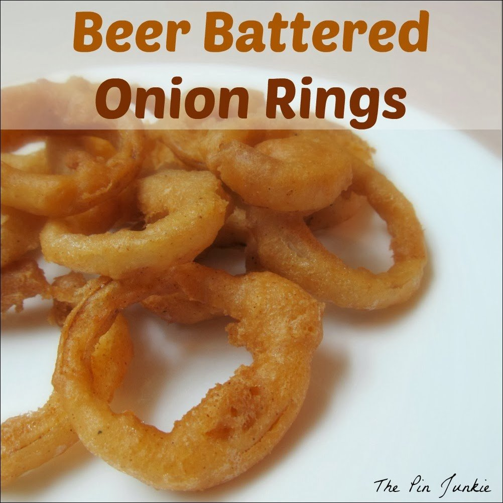 Beer Battered Onion Rings 2
