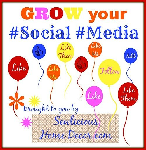 Grow your #social #media party