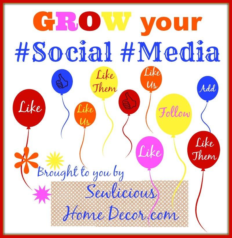 Grow your #social #media