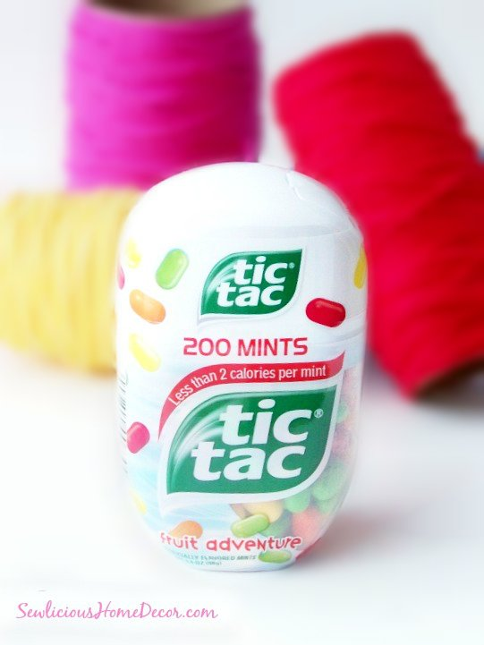 atictac yarn container