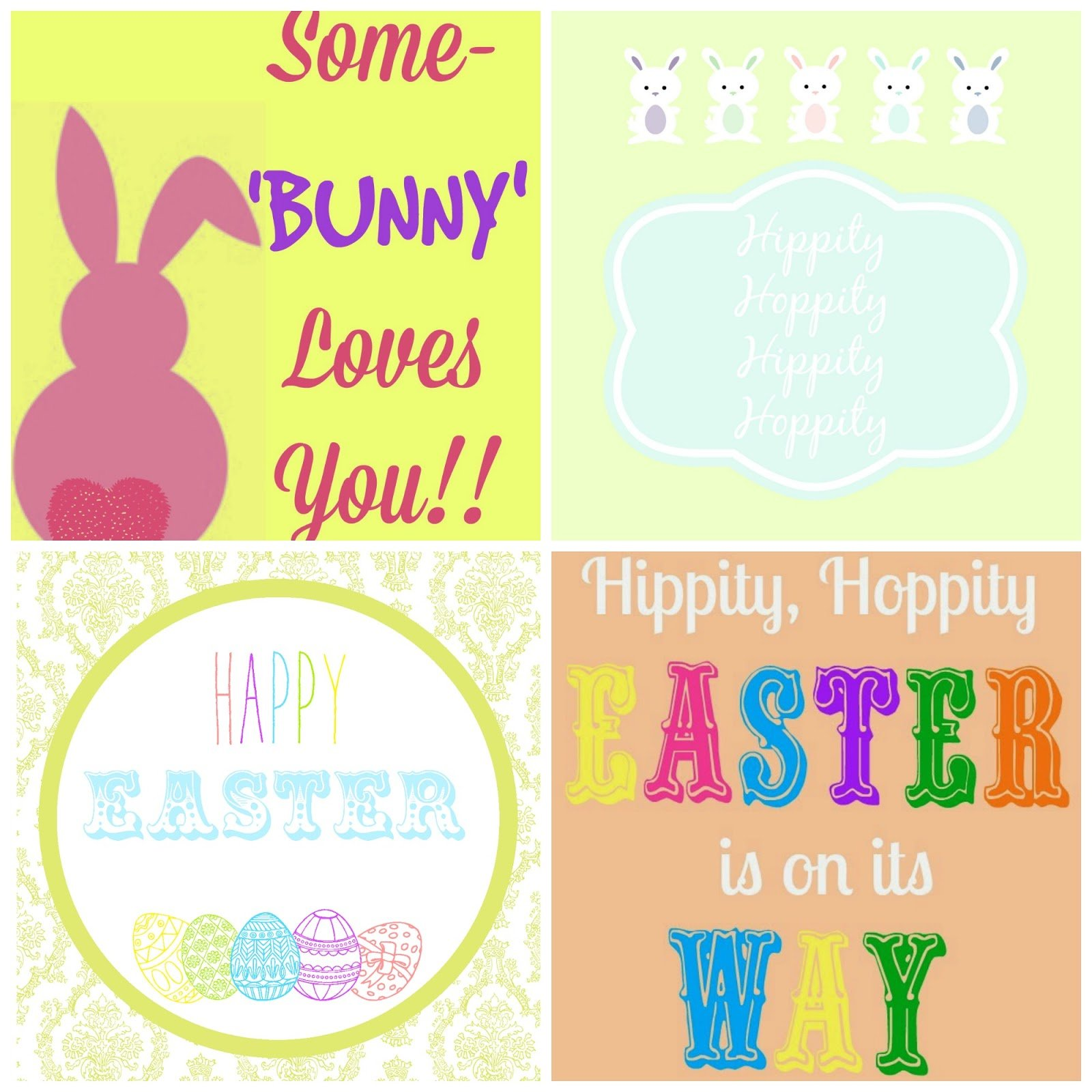 easterprintablecollage