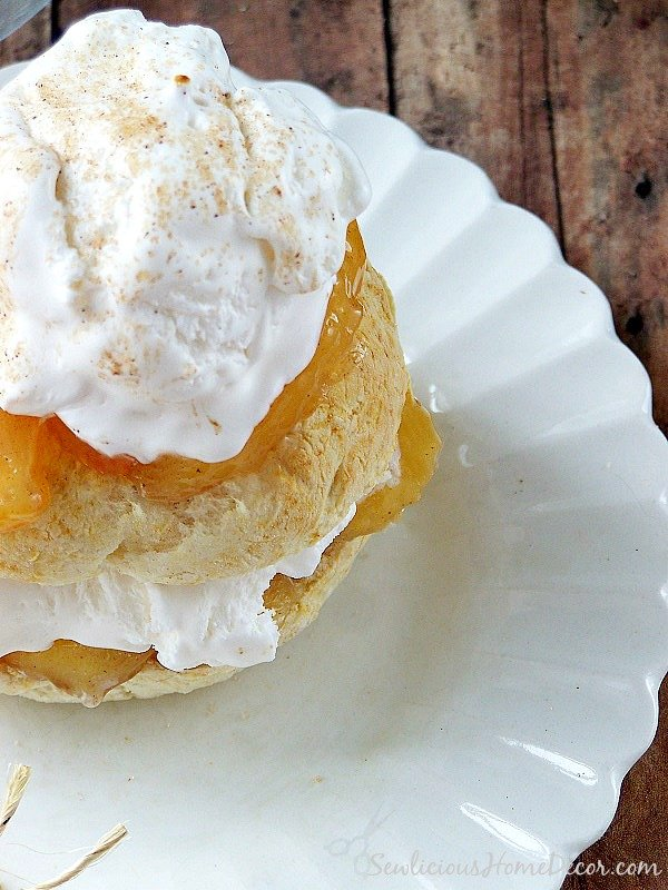 Apple Pie Shortcake