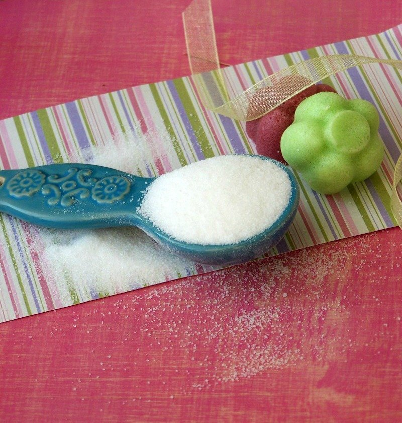 Coconut Oil Sugar Soap Scrub Bars at sewlicioushomedecor.com