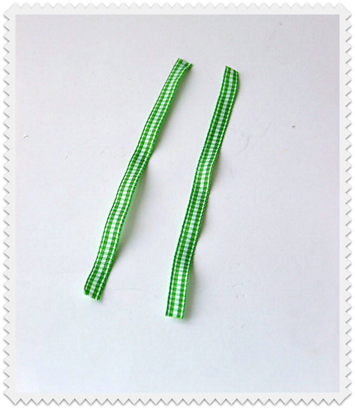 Measure ribbon