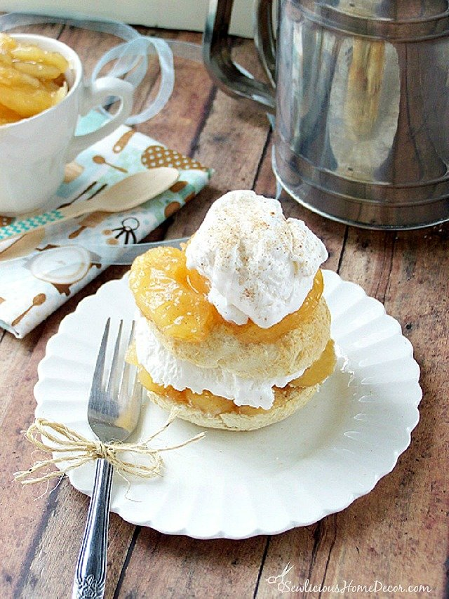 Try this new Apple Pie Shortcake