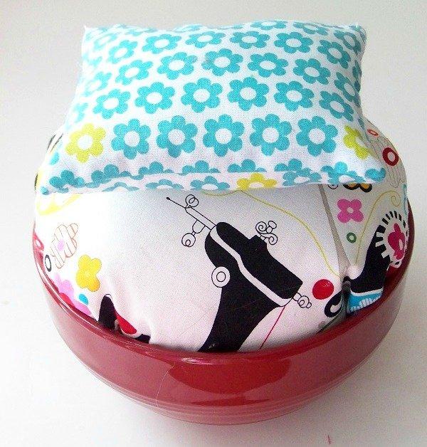 Hot Fudge Sundae Pin Cushion Tutorials
