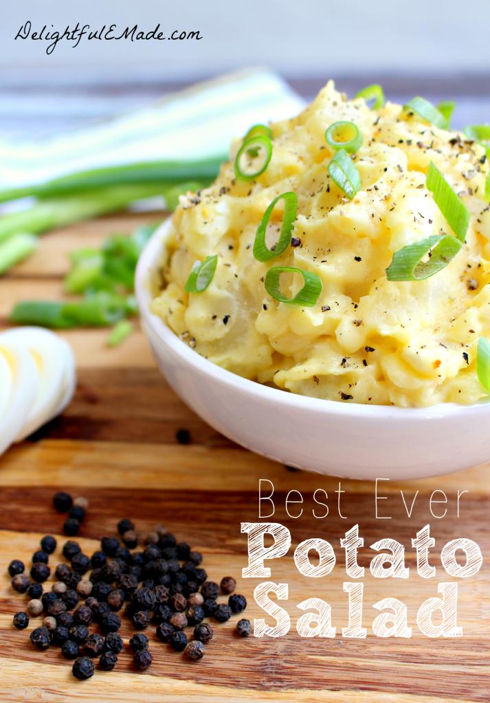Best-Ever-Potato-Salad-by-DelightfulEMade.com