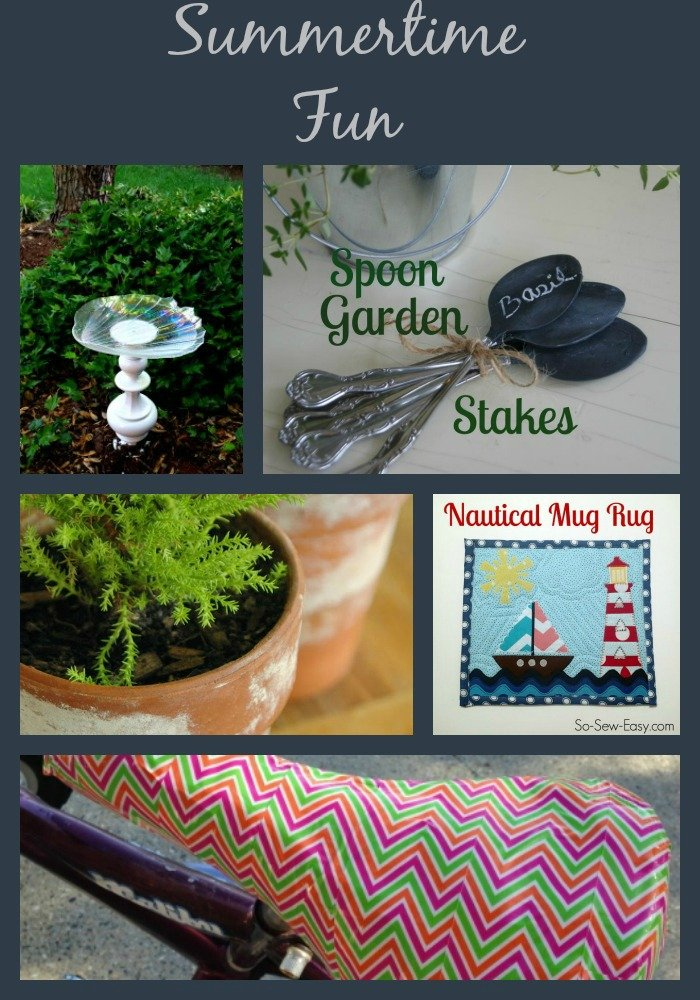 Best Summertime DIY and Craft Projects